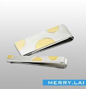 不锈钢钱夹