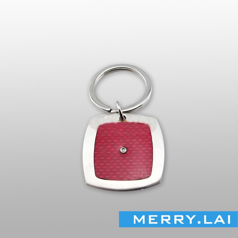 商务型不锈钢钥匙扣订做,汽车钥匙扣