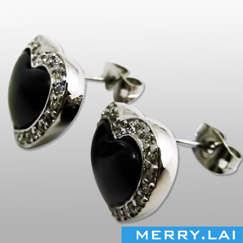 时尚耳环饰品,不锈钢耳环,来魅力不锈钢定制