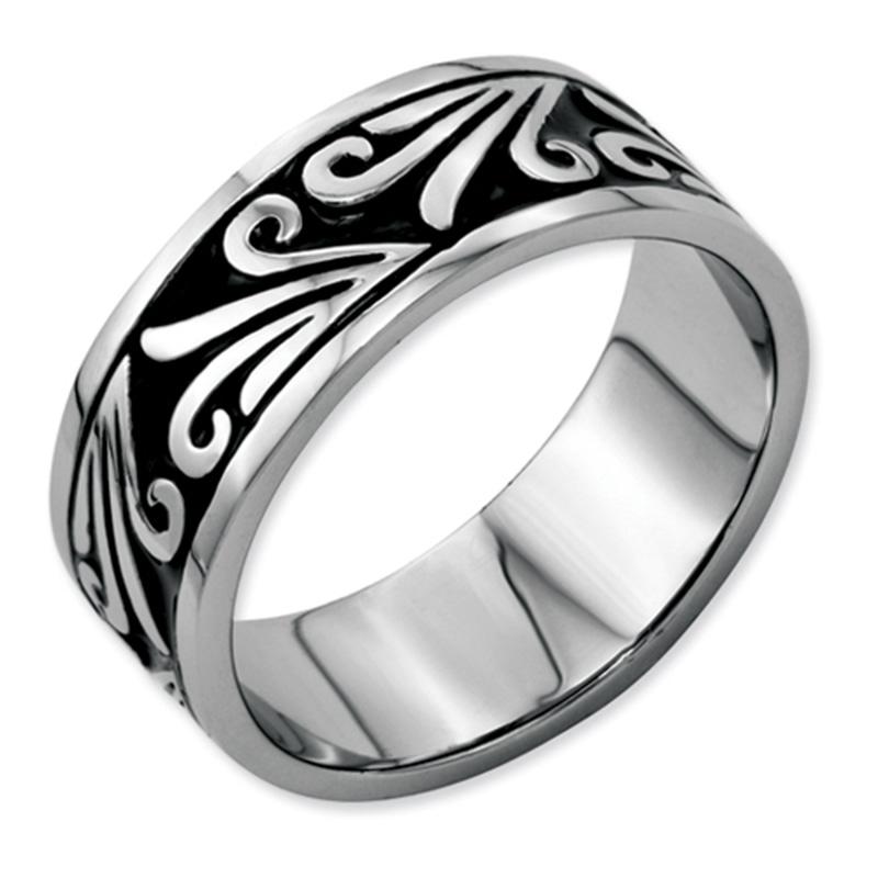 不锈钢戒指定制,大牌戒指生产,不锈钢饰品厂