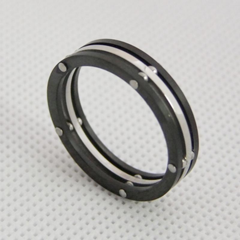 欧美个性戒指 时尚潮流戒指 饰品定制厂家