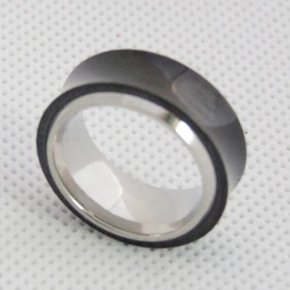 简约男士戒指 可刻字戒指 光面时尚指环定做